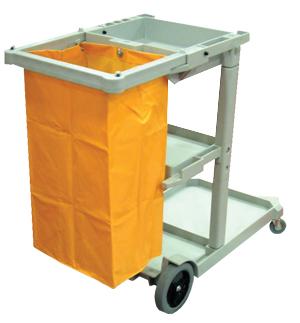 Trolley & Waste Cart