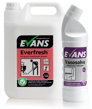 Washroom Cleaning Chemicals