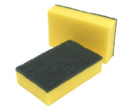 Scourers & Sponges