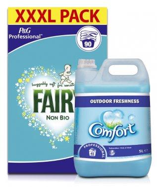 Laundry Detergent Chemicals