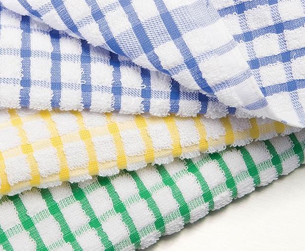 Tea Towels & Dish Cloths
